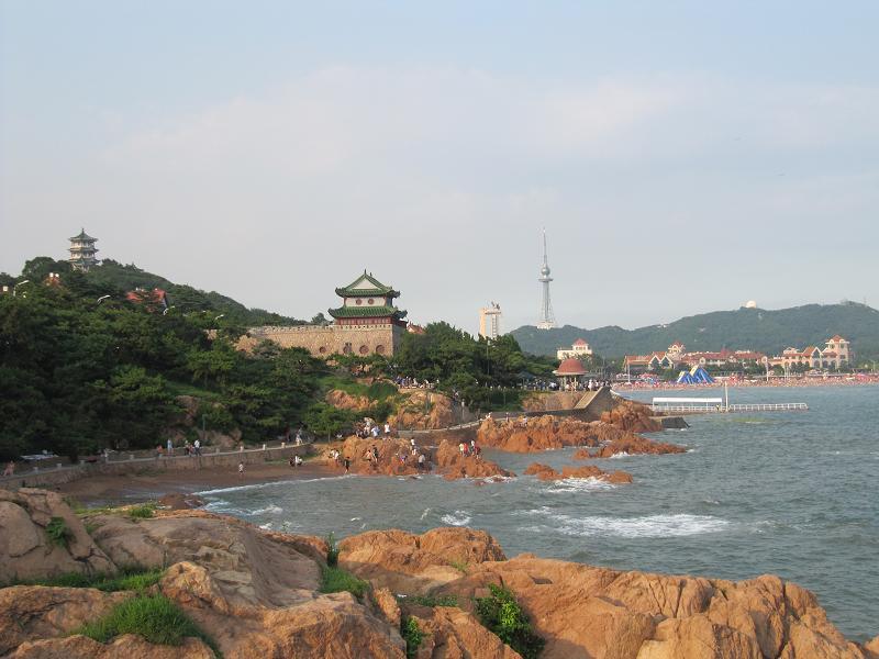 צ'ינדאו -  Lu Xun Park