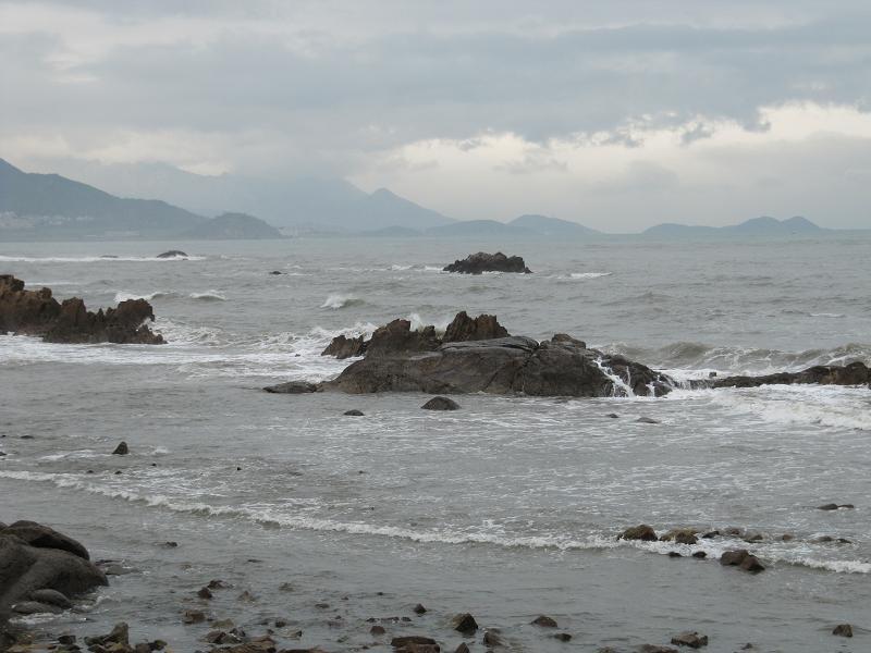 צ'ינדאו - טיילת לאורך הים