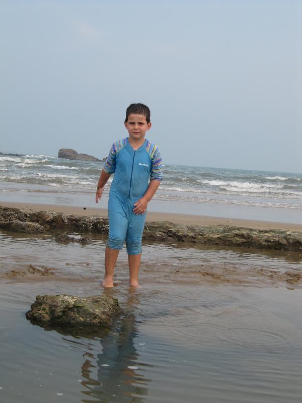צ'ינדאו - חוף הים