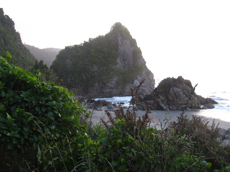 ניו זילנד אי דרומי חוף מערבי