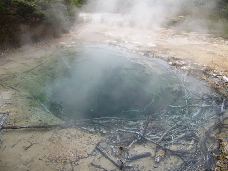 Tokaanu Thermal Pools