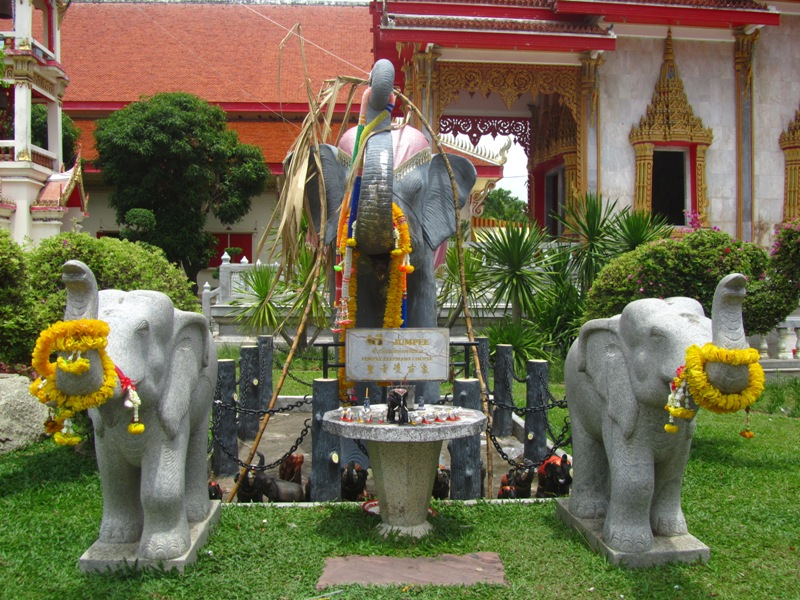 Chalong Temple