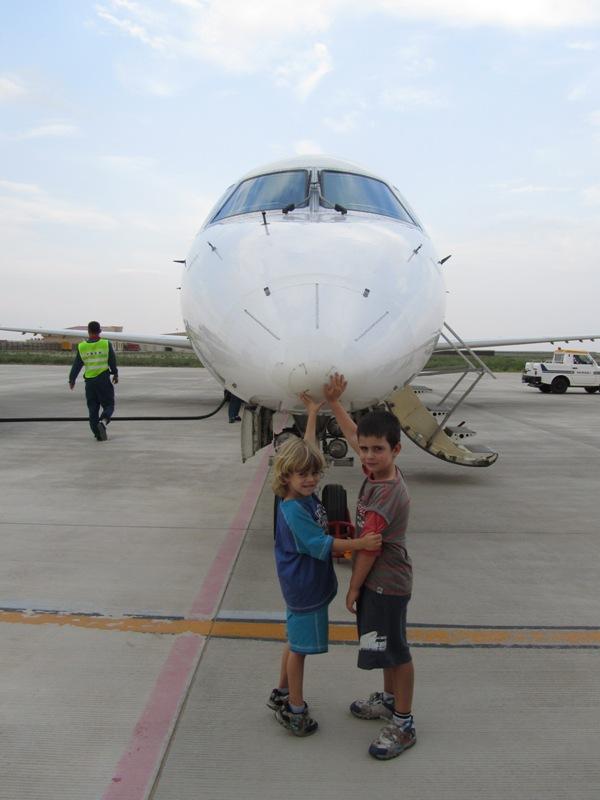 טיסה לארליאן