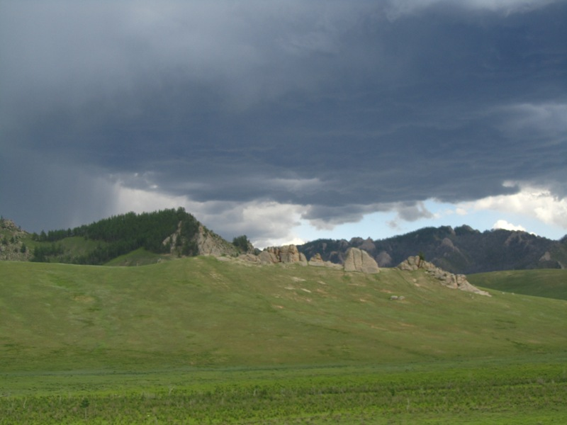 Gorkhi-Terelj National Park